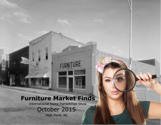 October international home furnishings market furniche for International home decor stores